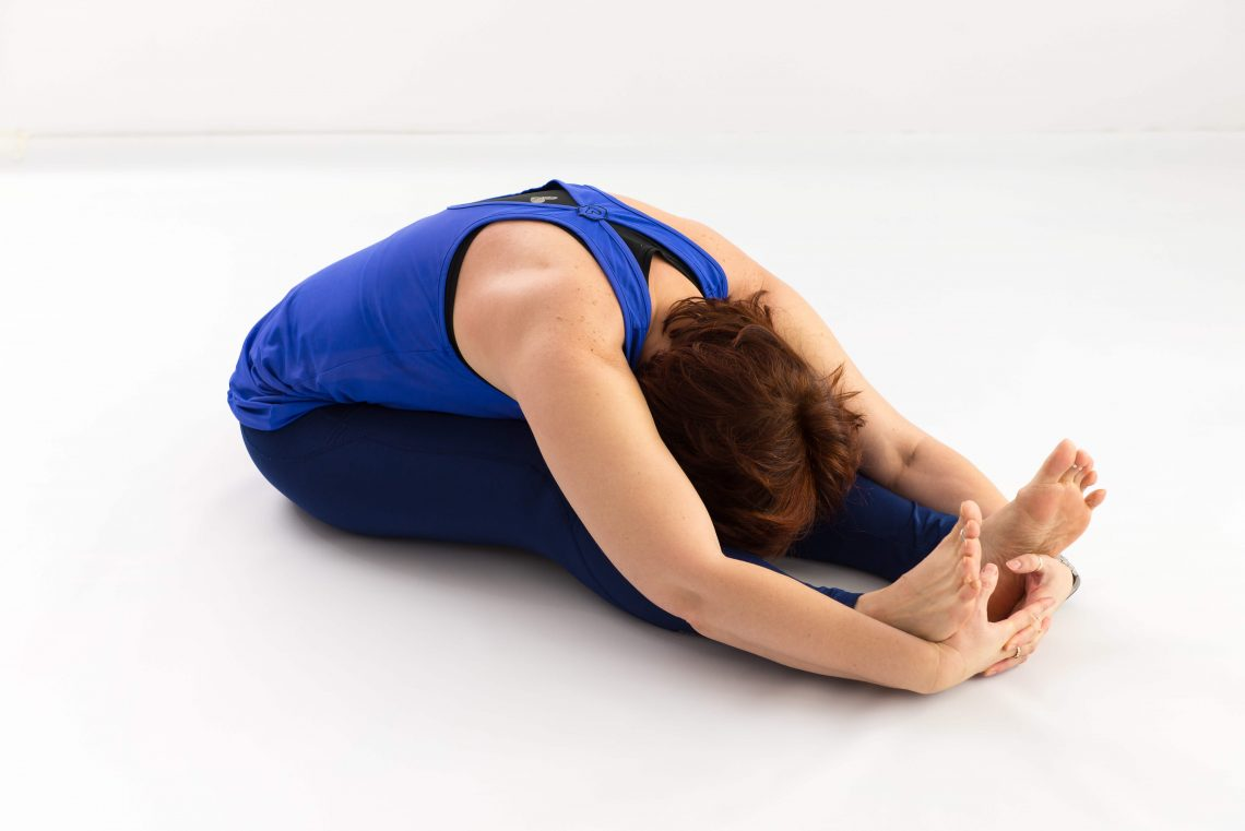 pozitie yin yoga