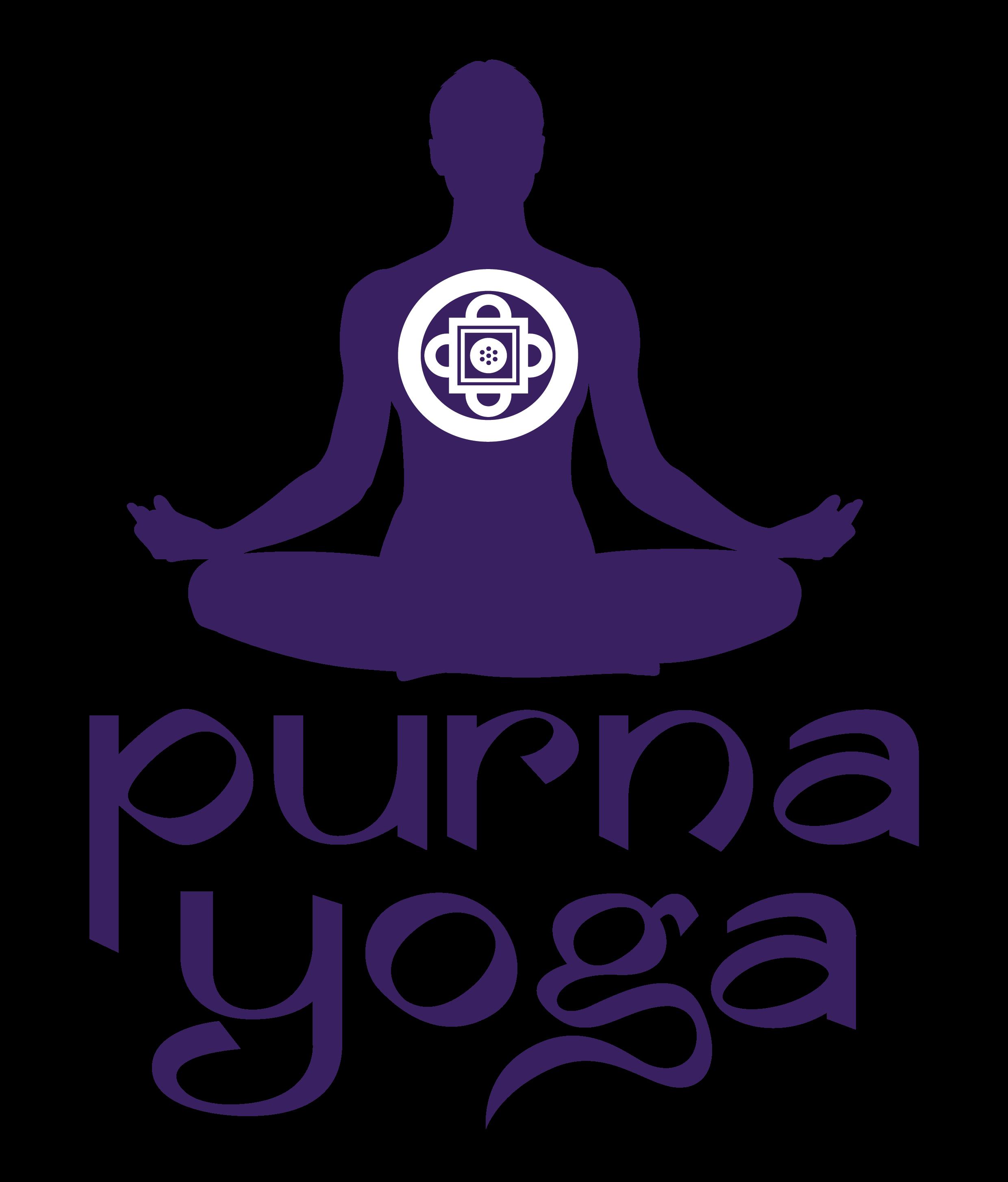 logo purna yoga